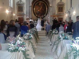 Le nozze di Carlotta e Alessio