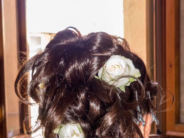 Il matrimonio di Fabio e Silvia a Riparbella, Pisa 3