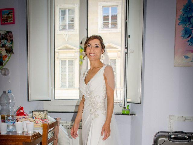 Il matrimonio di Fabio e Silvia a Riparbella, Pisa 11