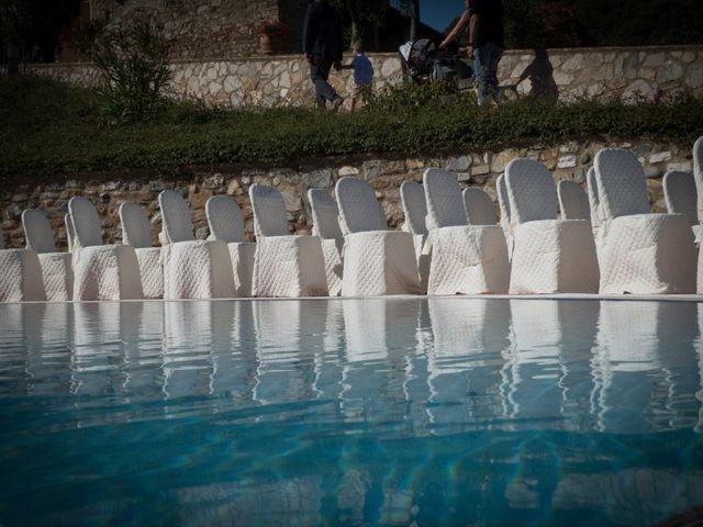 Il matrimonio di Fabio e Silvia a Riparbella, Pisa 18