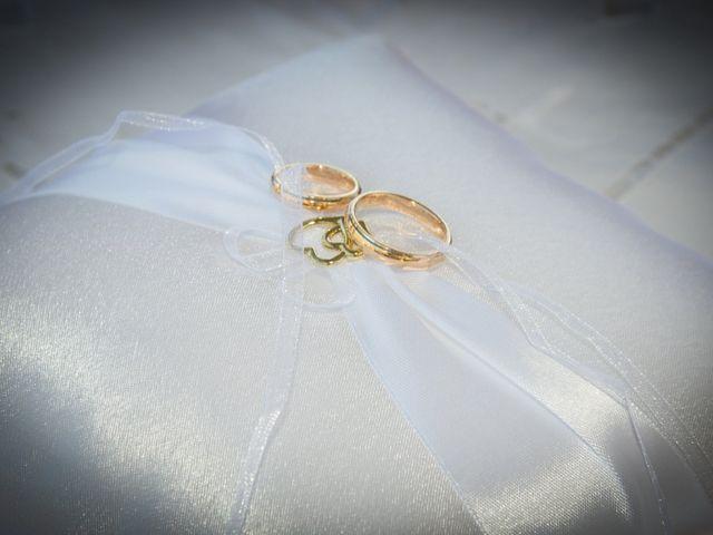 Il matrimonio di Fabio e Silvia a Riparbella, Pisa 25