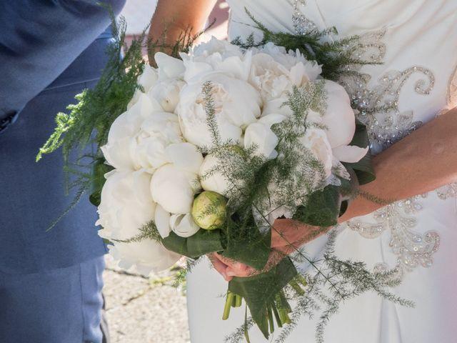 Il matrimonio di Fabio e Silvia a Riparbella, Pisa 27