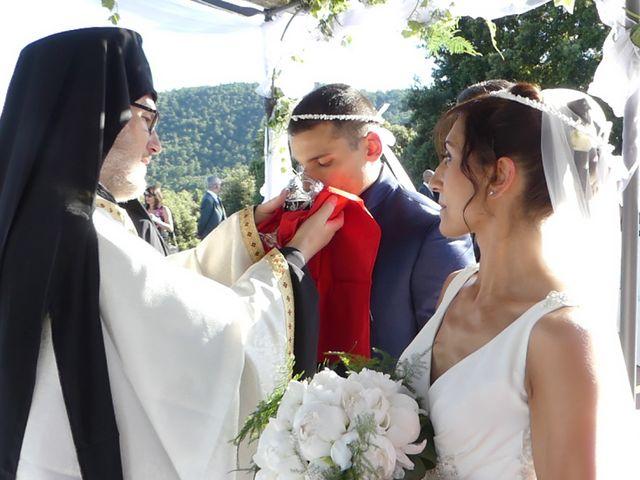 Il matrimonio di Fabio e Silvia a Riparbella, Pisa 30