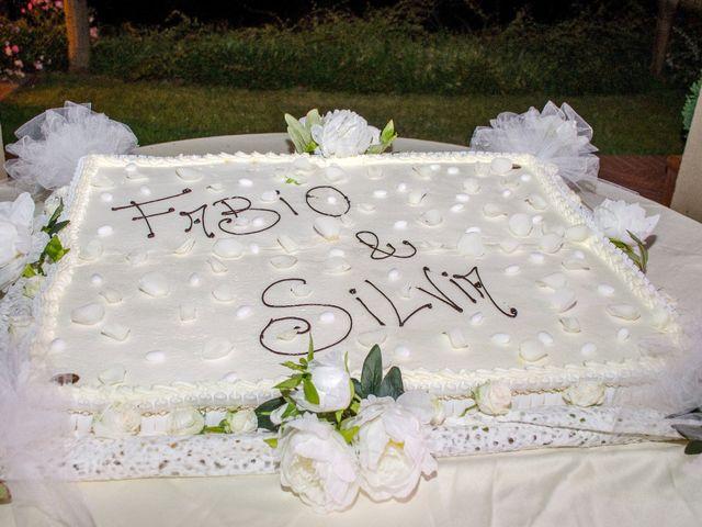 Il matrimonio di Fabio e Silvia a Riparbella, Pisa 49