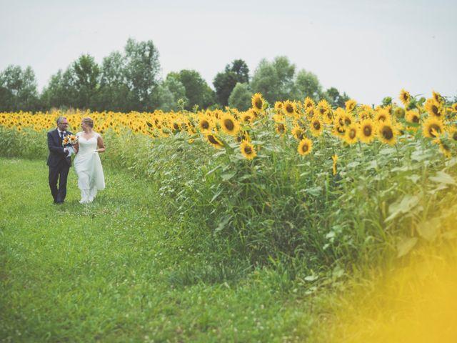 Il matrimonio di Alessandro e Giorgia a Oderzo, Treviso 17