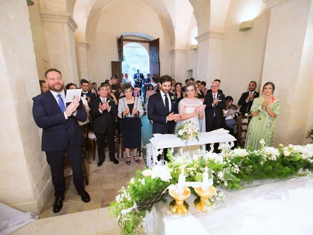Il matrimonio di Nicola e Angela a Matera, Matera 21