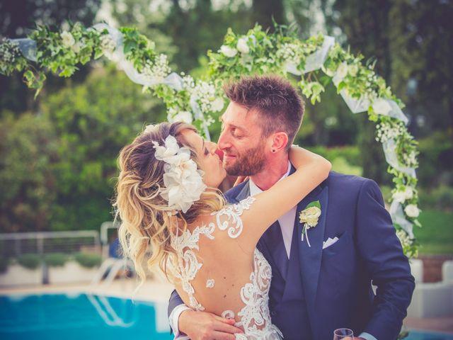 le nozze di Sara e Maurizio