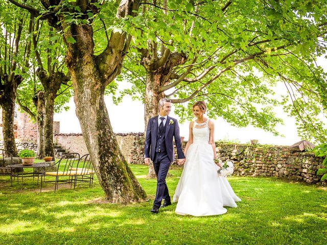 Il matrimonio di Roberto e Claudia a Moncrivello, Vercelli 1