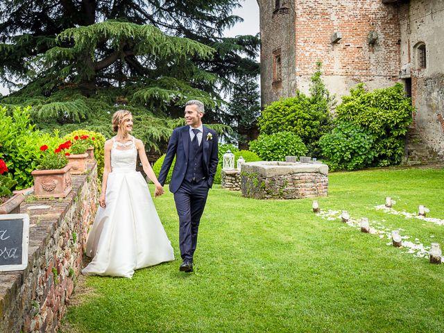 Il matrimonio di Roberto e Claudia a Moncrivello, Vercelli 6