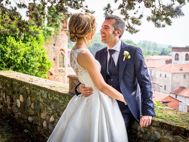 Il matrimonio di Roberto e Claudia a Moncrivello, Vercelli 12