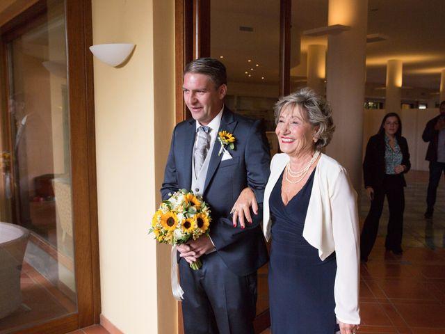 Il matrimonio di Mark e Simona a Cagliari, Cagliari 13