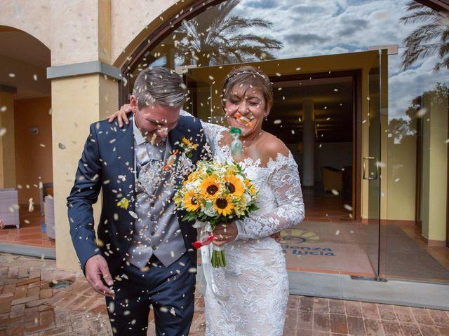Il matrimonio di Mark e Simona a Cagliari, Cagliari 15