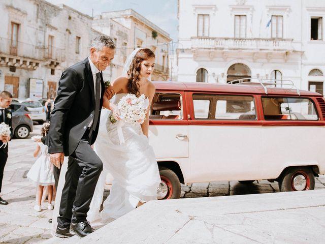 Il matrimonio di Matteo e Valentina a Lecce, Lecce 13