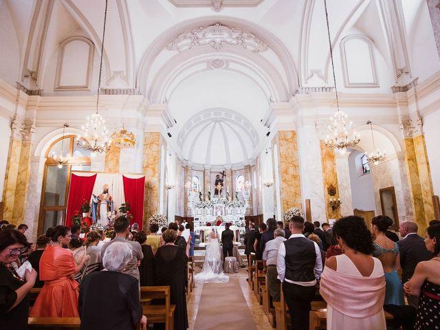 Il matrimonio di Matteo e Valentina a Lecce, Lecce 15