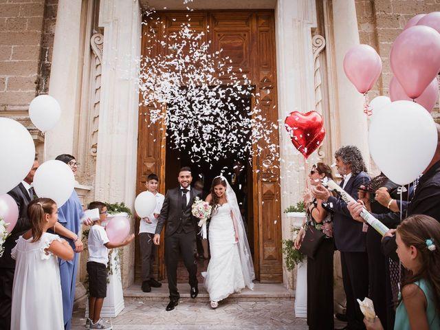 Il matrimonio di Matteo e Valentina a Lecce, Lecce 20