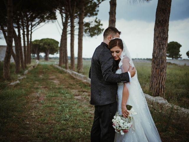 Il matrimonio di Matteo e Valentina a Lecce, Lecce 21