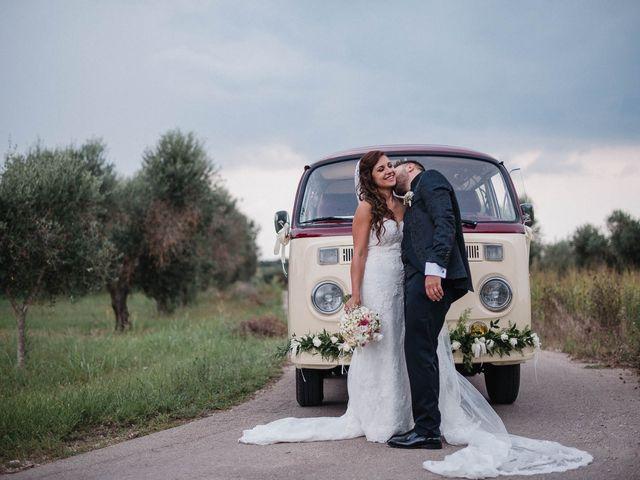 Il matrimonio di Matteo e Valentina a Lecce, Lecce 24