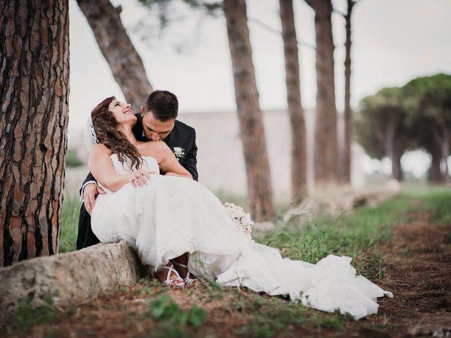 Il matrimonio di Matteo e Valentina a Lecce, Lecce 31