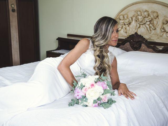 Il matrimonio di Piero e Carmelina a Vasto, Chieti 1