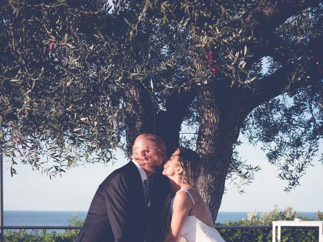 Il matrimonio di Piero e Carmelina a Vasto, Chieti 17