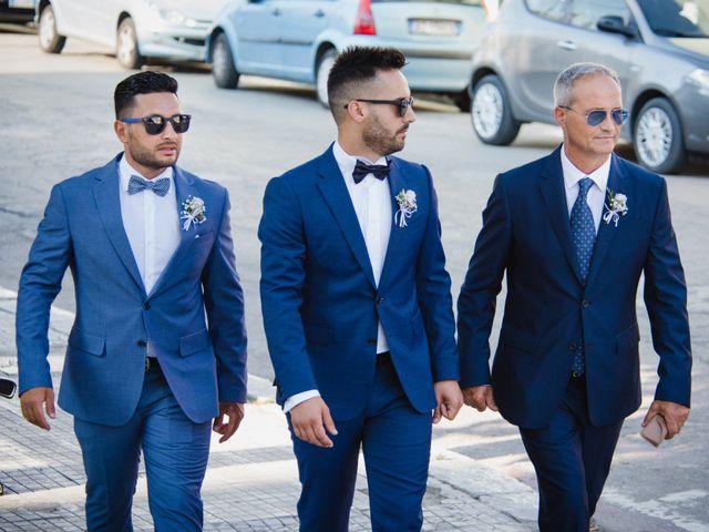Il matrimonio di Francesco e Claudia a Brindisi, Brindisi 9