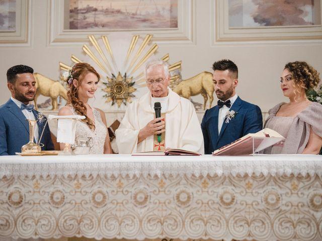 Il matrimonio di Francesco e Claudia a Brindisi, Brindisi 21