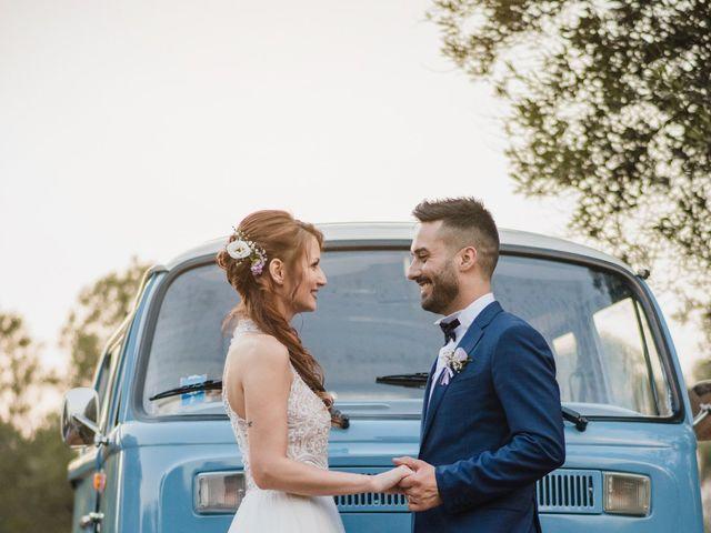 Il matrimonio di Francesco e Claudia a Brindisi, Brindisi 35