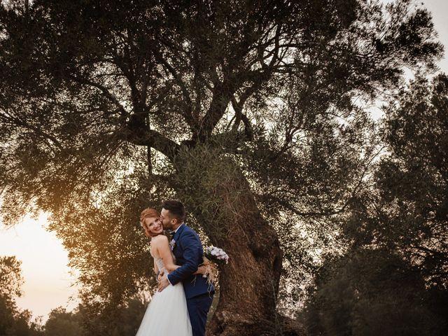 Il matrimonio di Francesco e Claudia a Brindisi, Brindisi 41