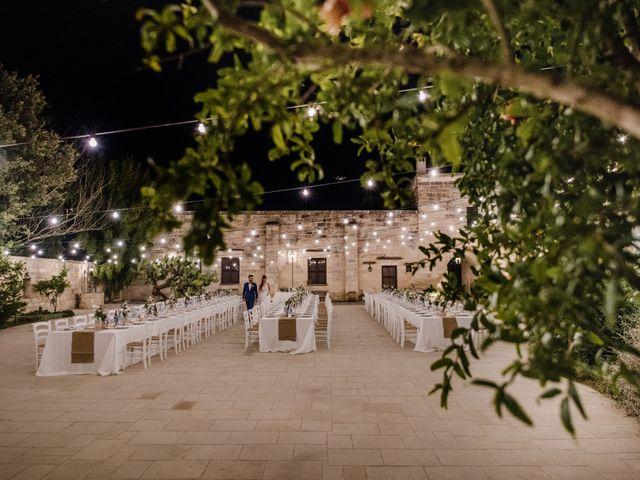Il matrimonio di Francesco e Claudia a Brindisi, Brindisi 52