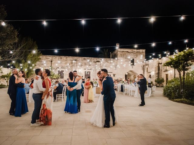 Il matrimonio di Francesco e Claudia a Brindisi, Brindisi 59
