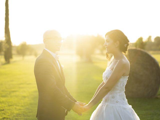 Le nozze di Gabriella e Antonio