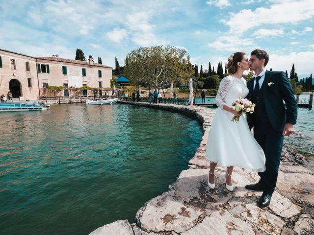 Il matrimonio di Nicola e Eleonora a Cavaion Veronese, Verona 14