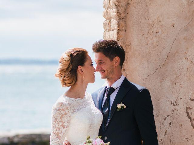 Il matrimonio di Nicola e Eleonora a Cavaion Veronese, Verona 25