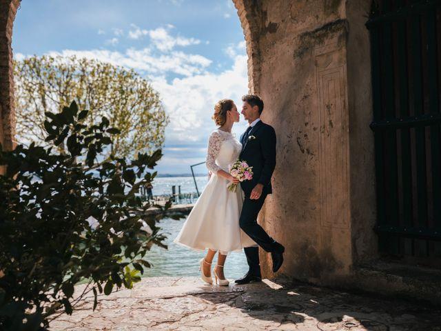Il matrimonio di Nicola e Eleonora a Cavaion Veronese, Verona 26