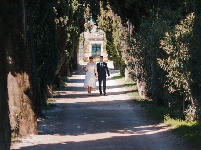 Il matrimonio di Nicola e Eleonora a Cavaion Veronese, Verona 30