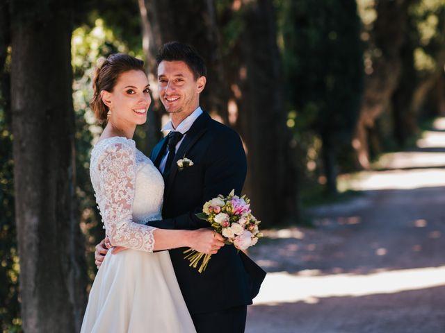 Il matrimonio di Nicola e Eleonora a Cavaion Veronese, Verona 31