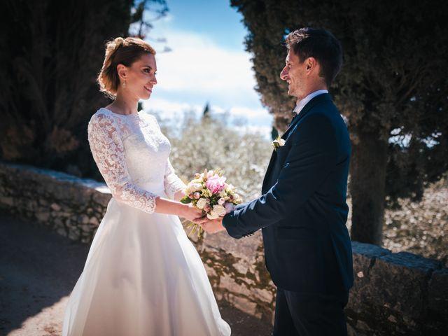 Il matrimonio di Nicola e Eleonora a Cavaion Veronese, Verona 35