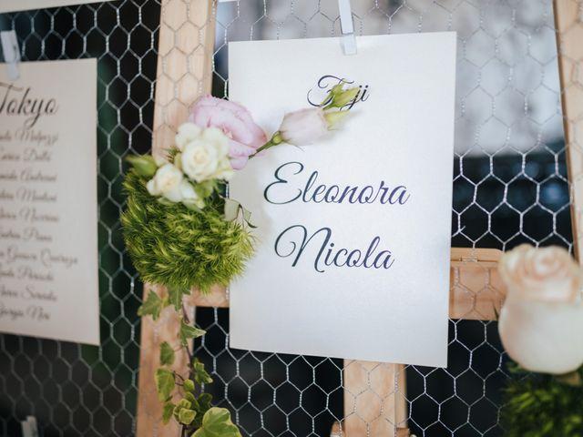 Il matrimonio di Nicola e Eleonora a Cavaion Veronese, Verona 37