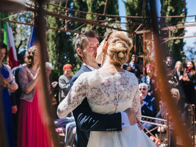 Il matrimonio di Nicola e Eleonora a Cavaion Veronese, Verona 41