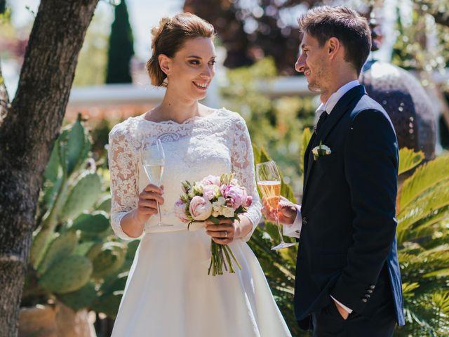 Il matrimonio di Nicola e Eleonora a Cavaion Veronese, Verona 42