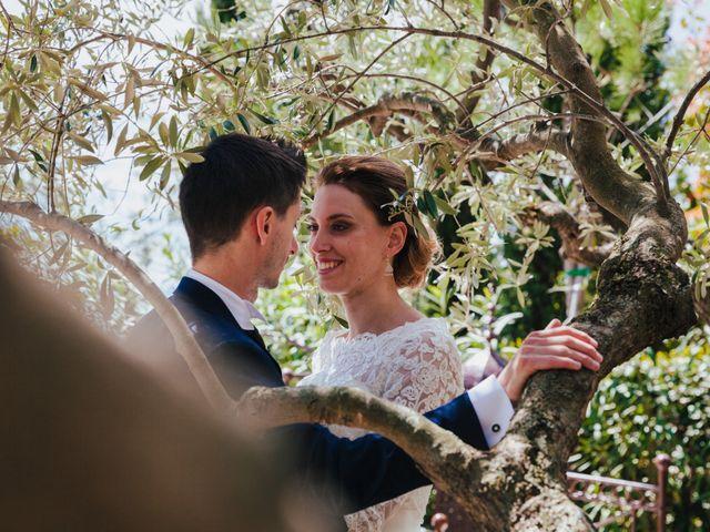 Il matrimonio di Nicola e Eleonora a Cavaion Veronese, Verona 57