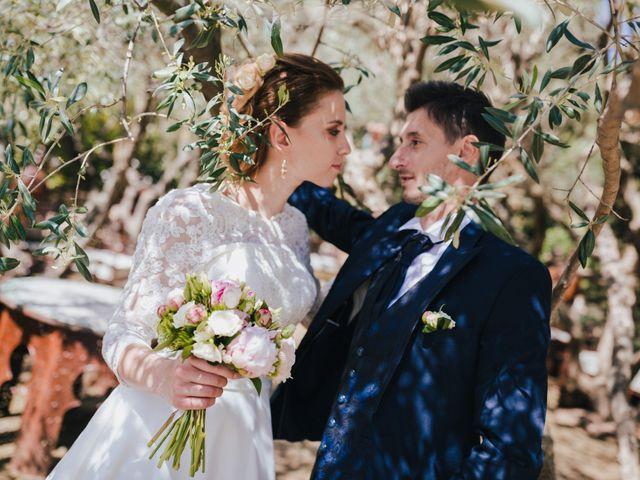 Il matrimonio di Nicola e Eleonora a Cavaion Veronese, Verona 59