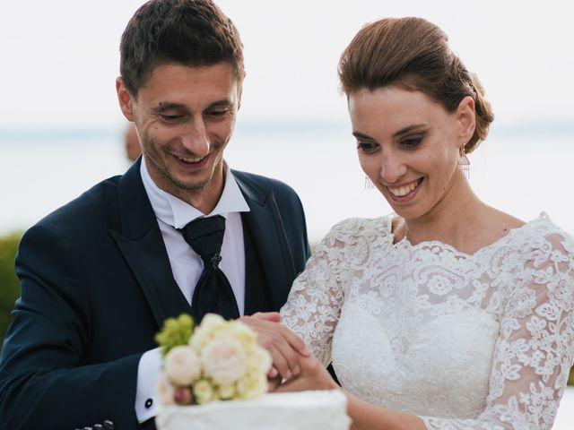 Il matrimonio di Nicola e Eleonora a Cavaion Veronese, Verona 69