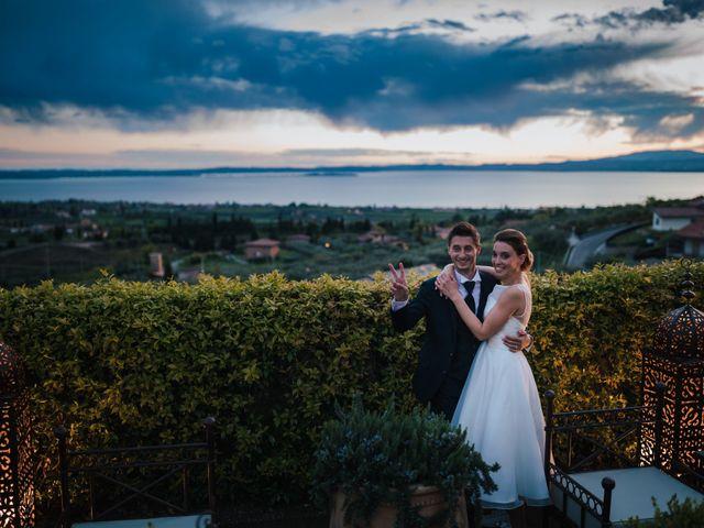 Il matrimonio di Nicola e Eleonora a Cavaion Veronese, Verona 85