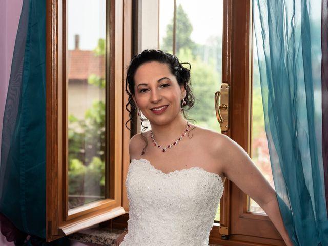 Il matrimonio di Paolo e Cristina a Cafasse, Torino 1