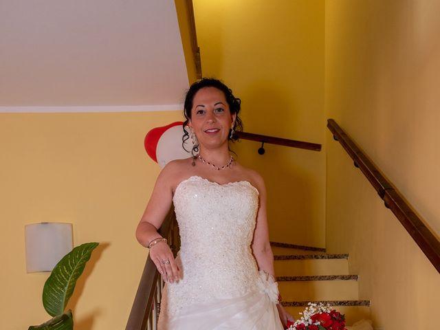 Il matrimonio di Paolo e Cristina a Cafasse, Torino 5
