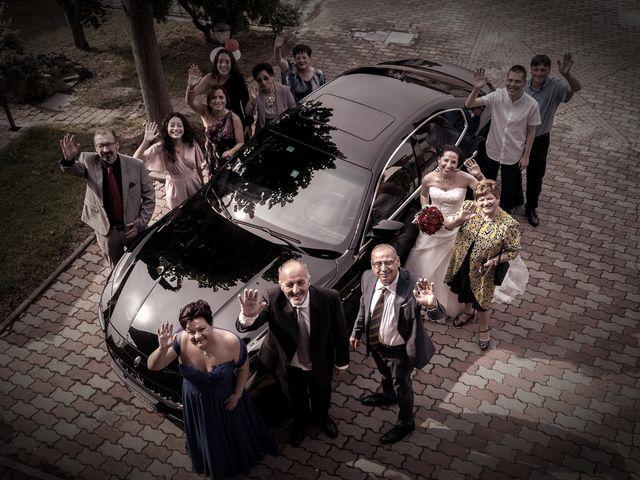 Il matrimonio di Paolo e Cristina a Cafasse, Torino 11