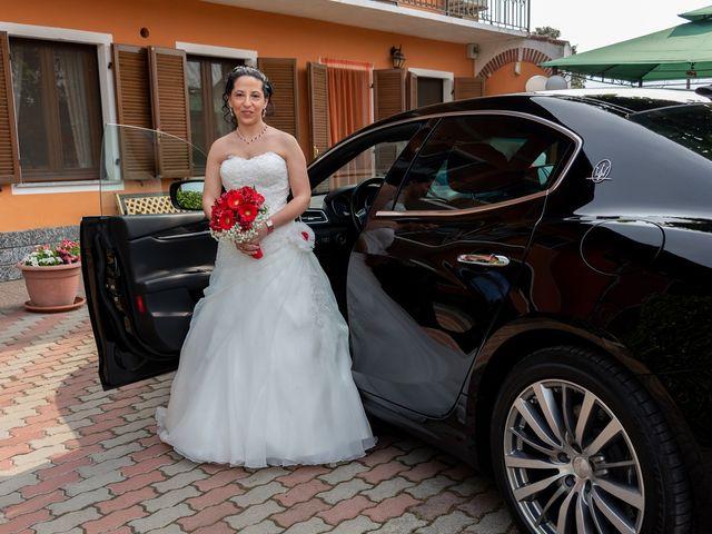 Il matrimonio di Paolo e Cristina a Cafasse, Torino 12