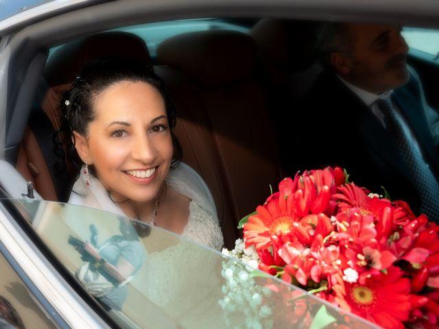 Il matrimonio di Paolo e Cristina a Cafasse, Torino 19