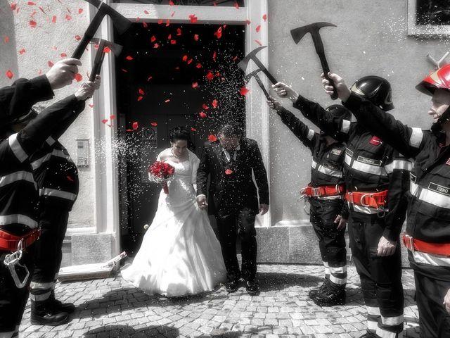Il matrimonio di Paolo e Cristina a Cafasse, Torino 20